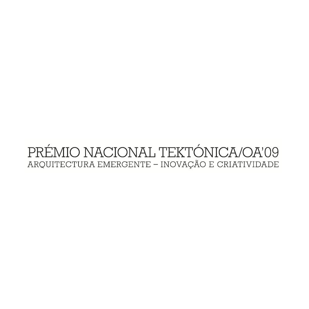 Tektónica/OA Award 2009