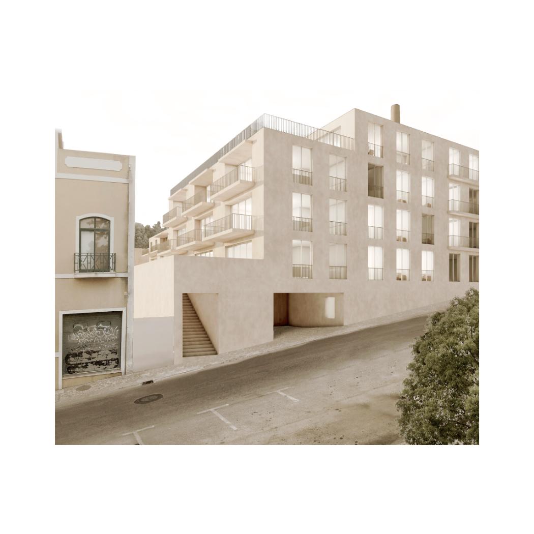 Housing Fontainhas